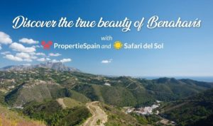 ALL property enquiries made via www.propertiespain.com (whether purchasing or selling) will be entered into a FREE draw to win a 4x4 safari experience.