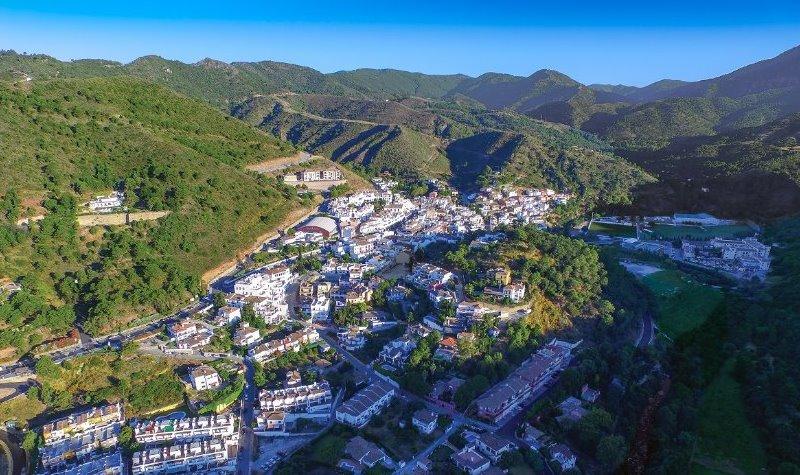 Benahavís richest municipality of Malaga.